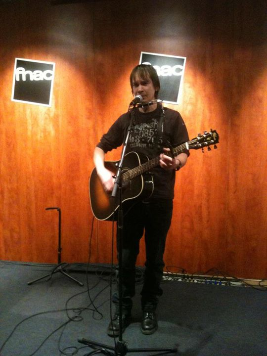 Showcase Fnac Clermont - 31/01/2012
